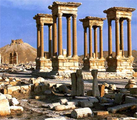 syria luxury vacation
