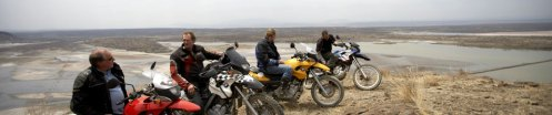 African Safari by Motorcycle Kenya