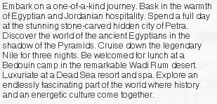 jordan , egypt , escorted tour, tours, travel