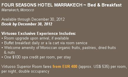 marrakech, morocco, resorts, four seasons, travel deals,  travel, vacations, hotel deals,