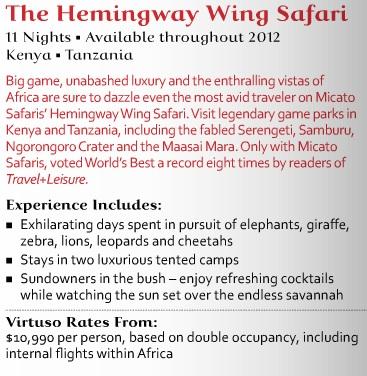 kenya, tanzania, vacations, travel, safari, Deals, Africa, luxury