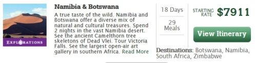 namibia,  botswana, safari, travel,  escorted tour