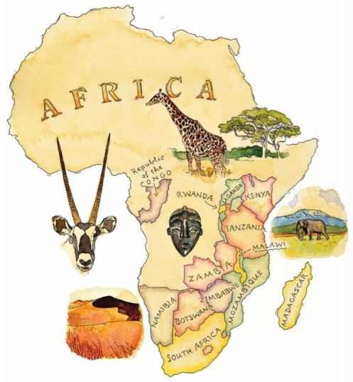africa, travel, hotels, maps,